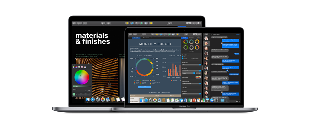 Apple MacBook Pro for business