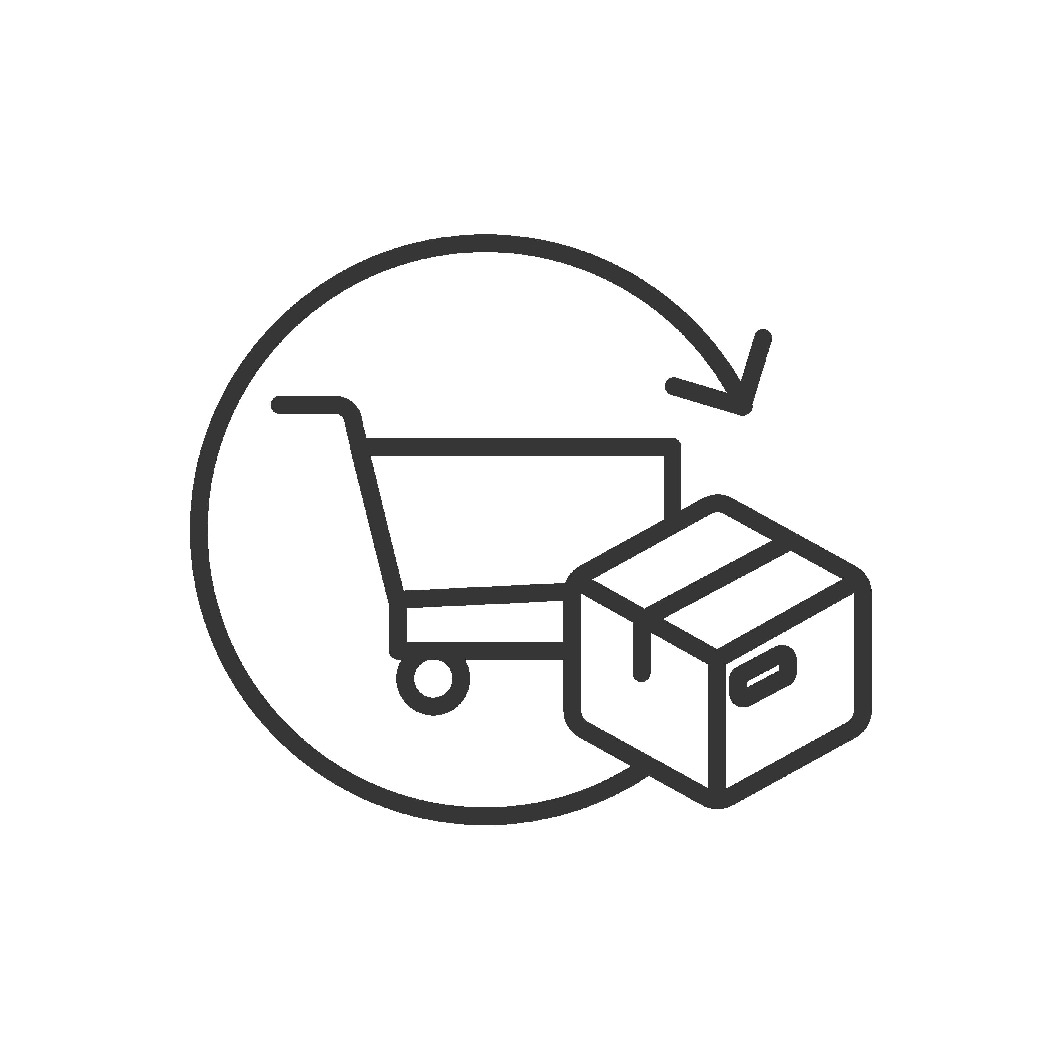 Pre-delivery Config Support Icon