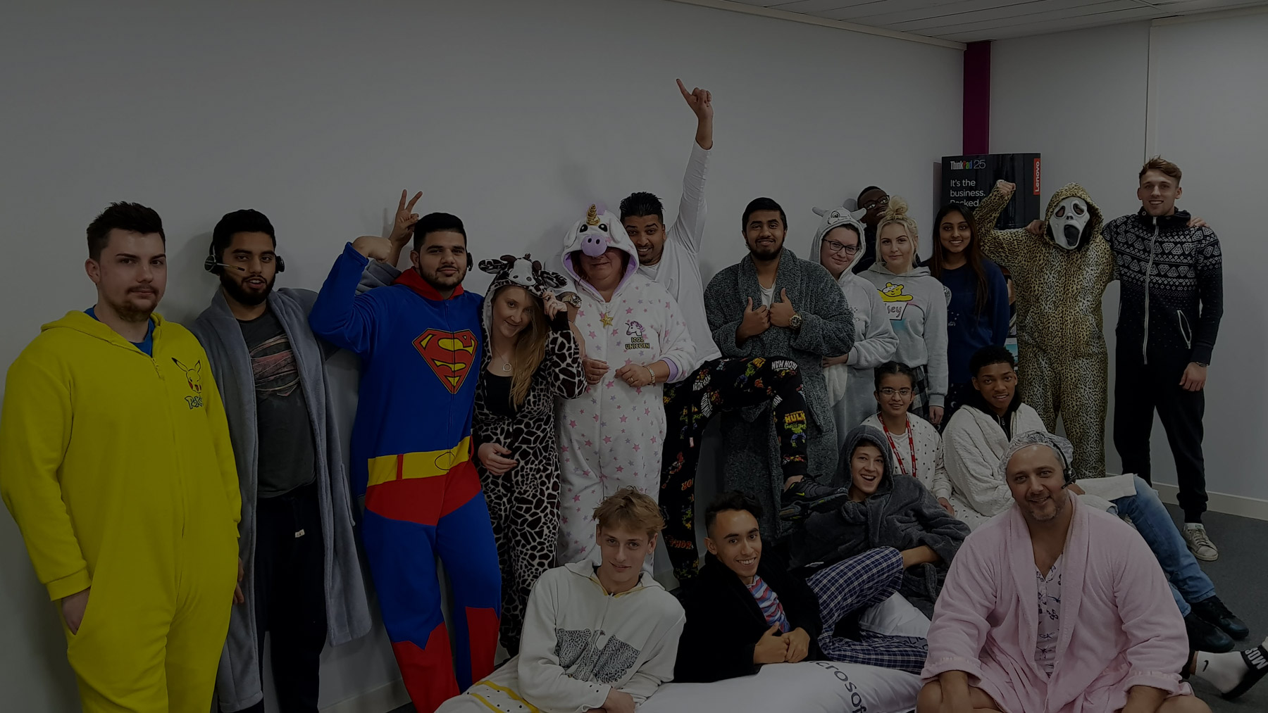 CCS Media raise over £2000 for Children in Need