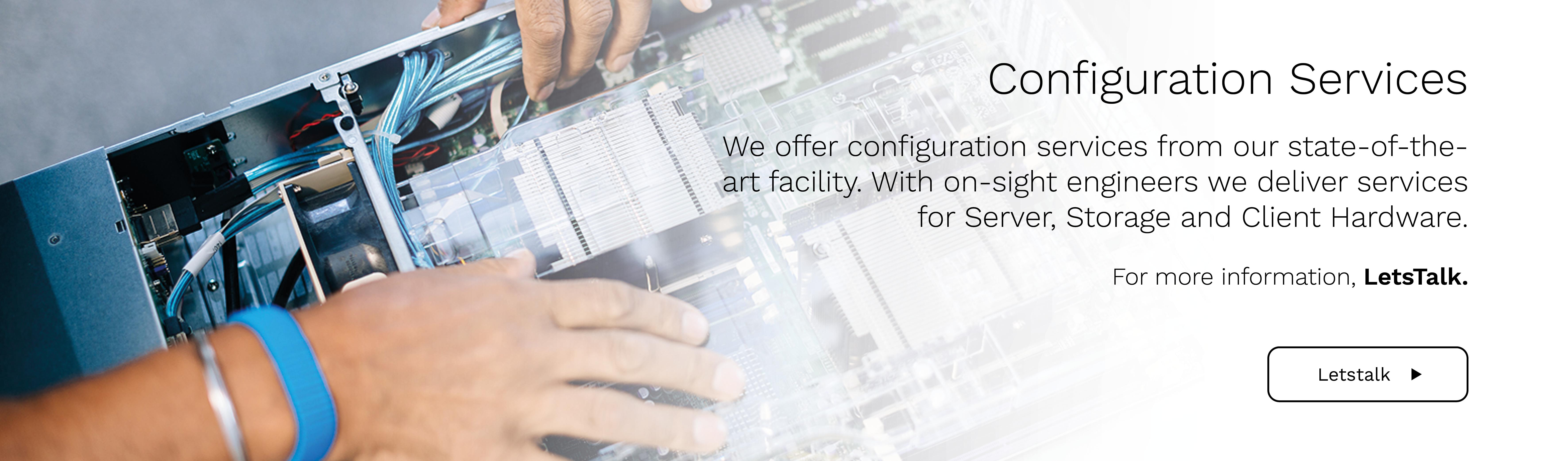 CCS Media Configuration Services