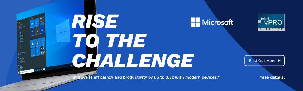 Rise to the Challenge Banner