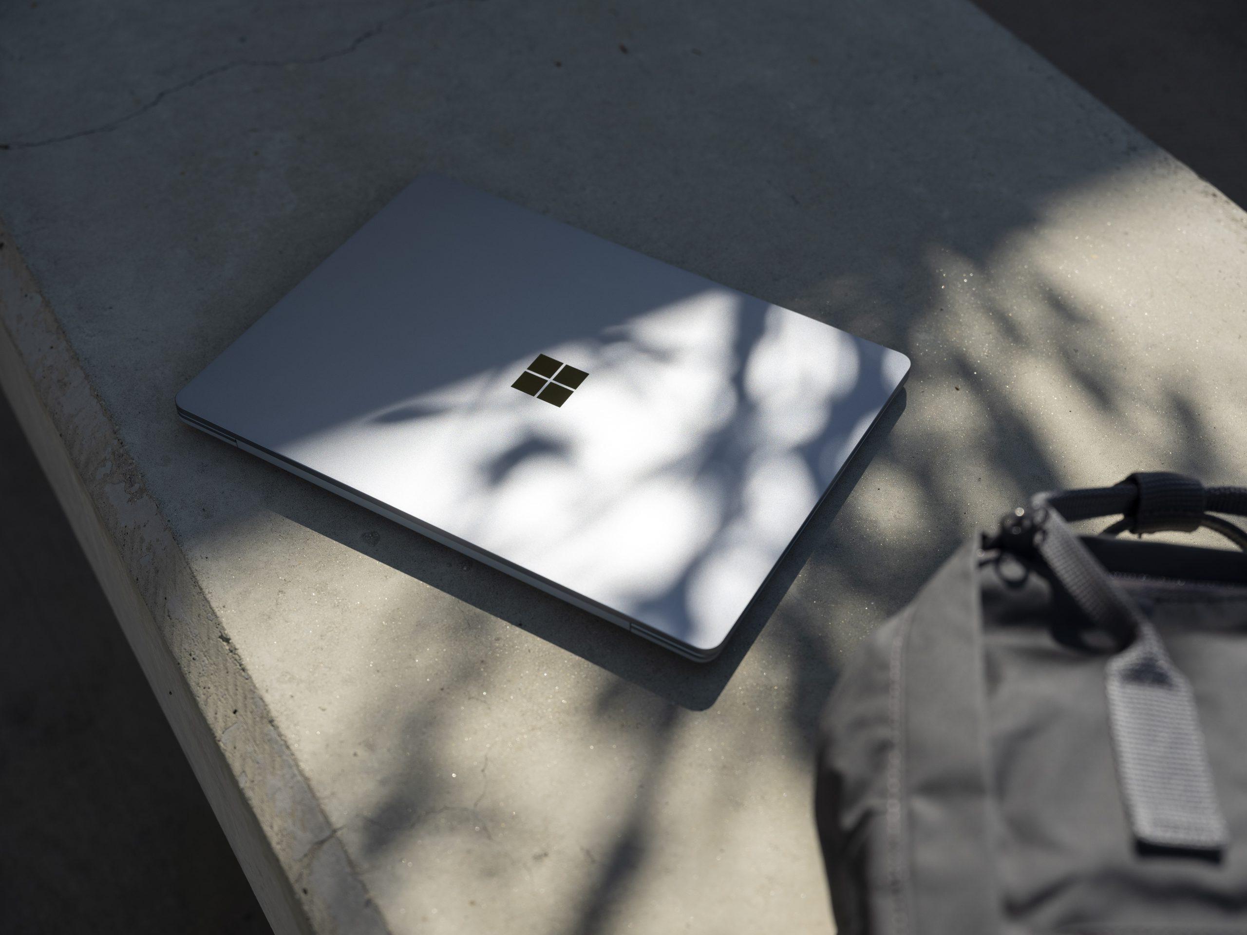 Microsoft device