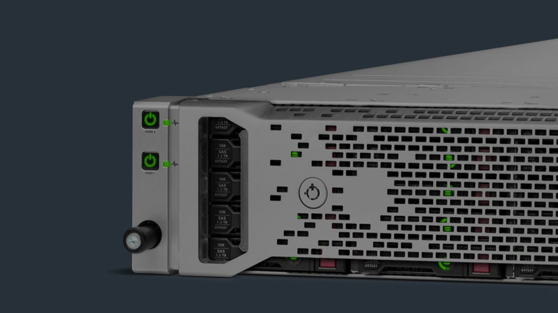 Hyper Converged 380