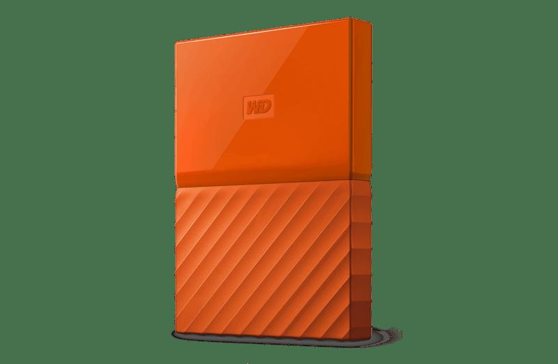 WD External Storage